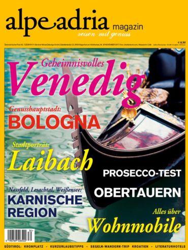 Alpe Adria Magazin Abo