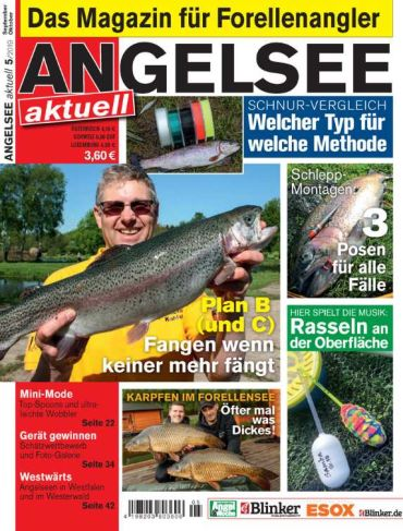 Angelsee aktuell Abo