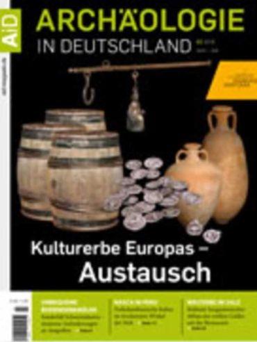 Archäologie in Deutschland Abo