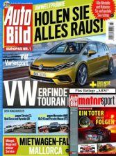 Auto Bild + Auto Bild motorsport Abo