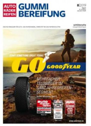 Auto Räder Reifen Gummibereifung Abo