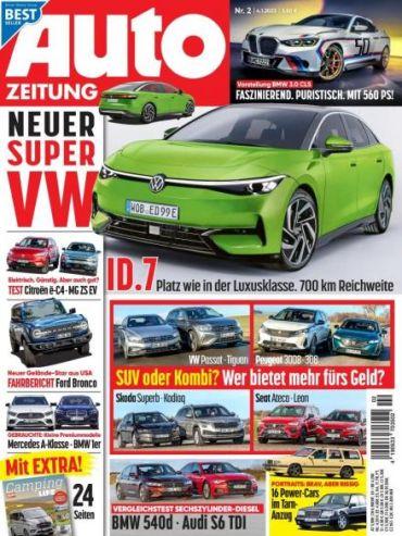 Auto Zeitung für 73,75 € mit 75,00 € BestChoice-Gutschein