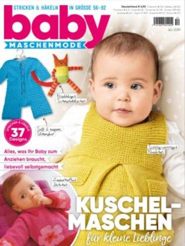 Baby Maschenmode Abo