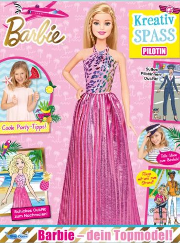 Barbie Kreativ Spass Abo
