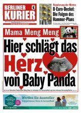 Berliner Kurier Abo