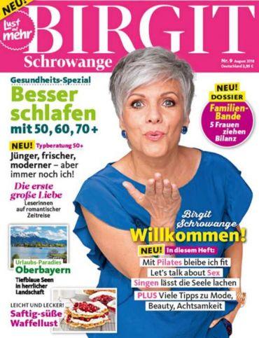 Birgit - Lust auf mehr Abo