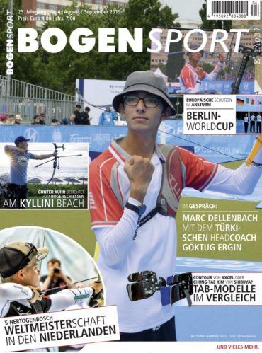 BogenSport Magazin Abo