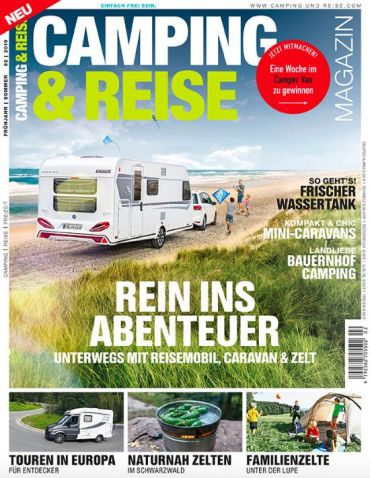 Camping & Reise Magazin Abo