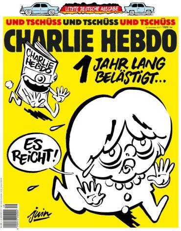 Charlie Hebdo Deutschland Abo