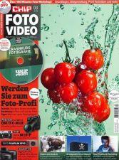 CHIP Foto-Video digital DVD Abo