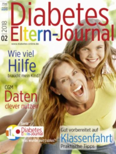 Diabetes-Eltern-Journal Abo