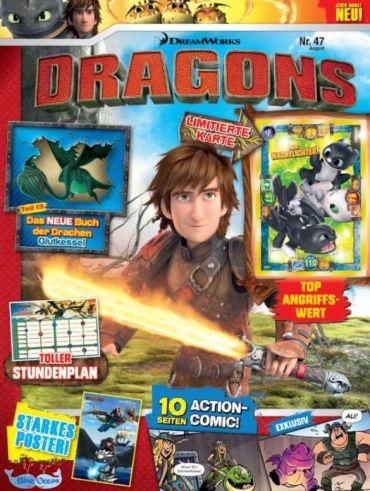 Dragons Magazin Abo