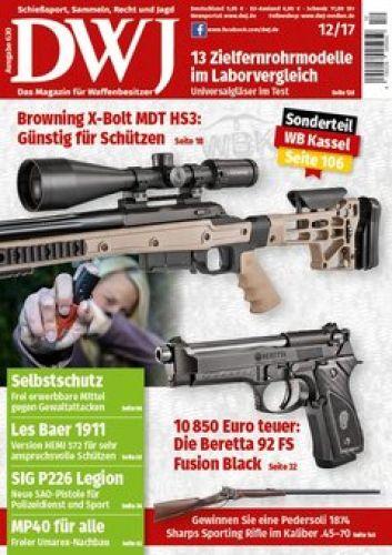 DWJ - Deutsches Waffenjournal Abo