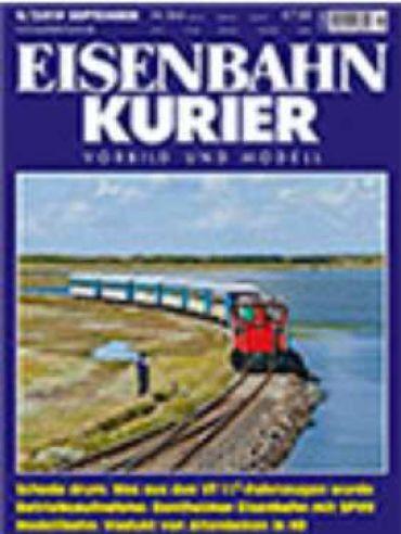 Eisenbahn-Kurier Abo