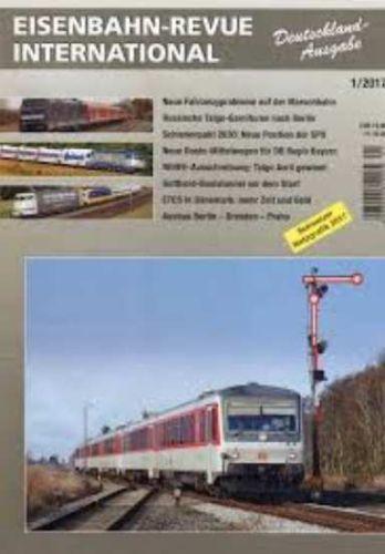 Eisenbahn-Revue International Abo
