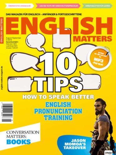 English Matters Abo