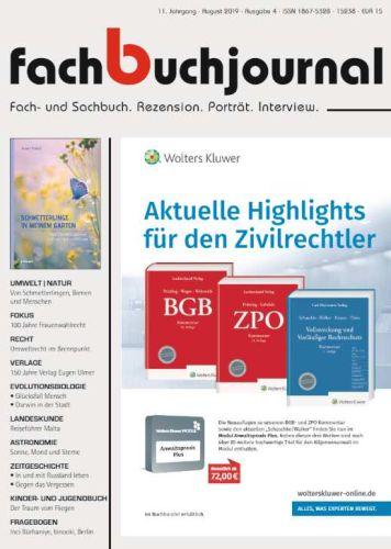Fachbuchjournal Abo