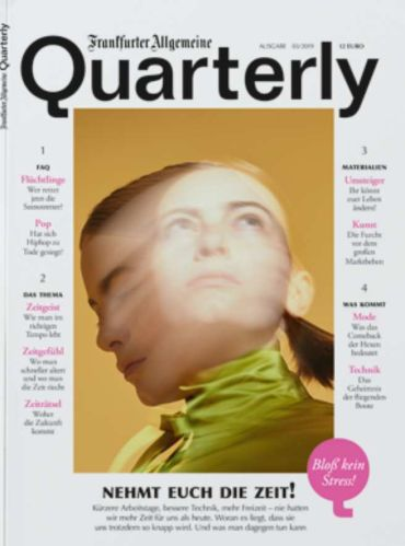 F.A.Z. Quarterly Abo