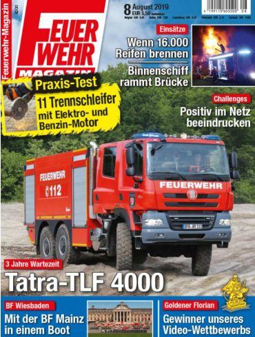 Feuerwehr Magazin Abo