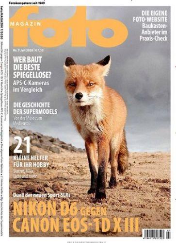 Foto Magazin für 85,20€ mit 80,00€ Amazon-Gutschein