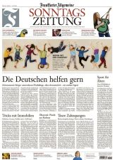 Frankfurter Allgemeine Sonntagszeitung Abo