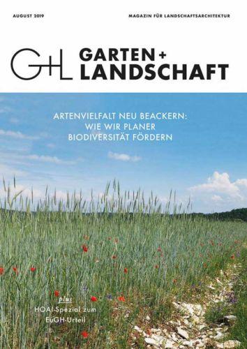 Garten + Landschaft Abo