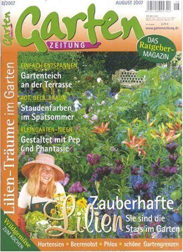 Garten Zeitung Abo