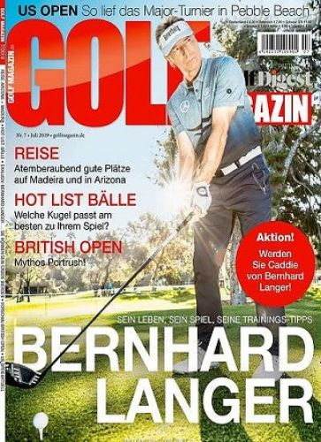 Golfmagazin Abo