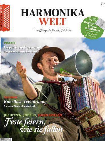 Harmonikawelt Abo