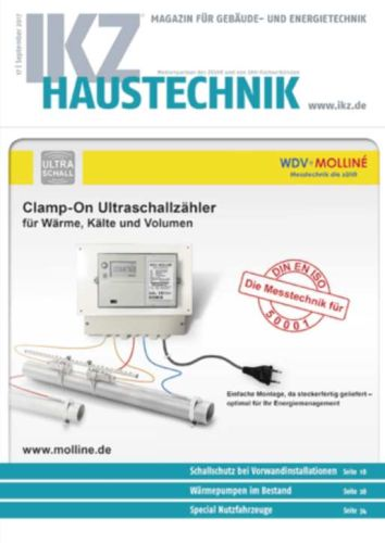 IKZ Haustechnik Abo