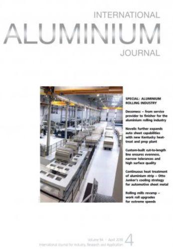 International Aluminium Journal Abo