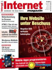 Internet magazin Abo