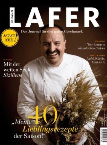 Johann Lafer Magazin Abo