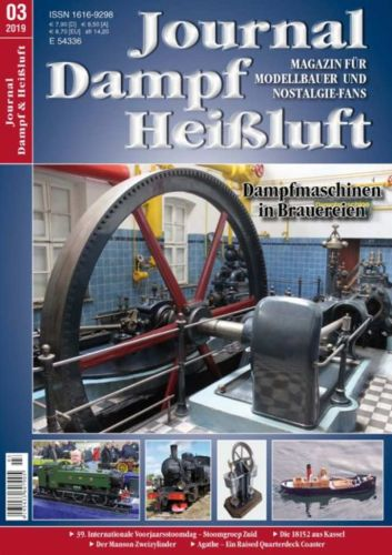 Journal Dampf & Heißluft Abo