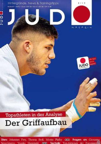 Judo Magazin Abo