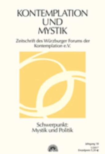 Kontemplation und Mystik Abo