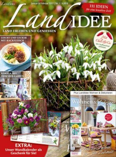 LandIDEE + LandIDEE Wohnen und Deko Abo