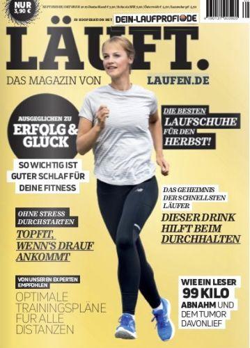 Laufen.de - Das Magazin Abo