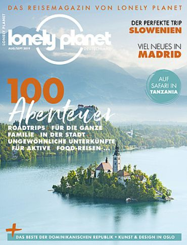 Lonely Planet Traveller Abo