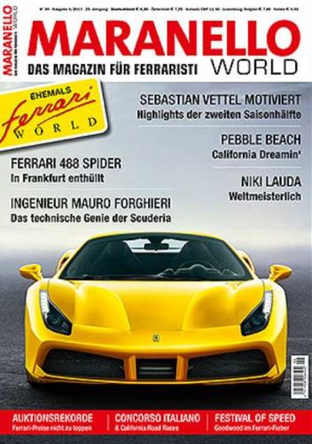 Maranello World Abo