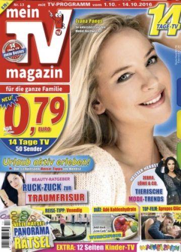 Mein tv & ich Magazin Abo
