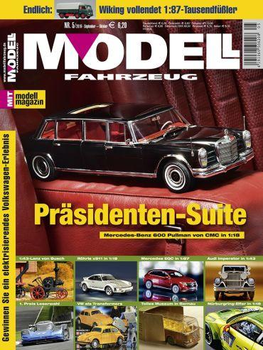 Modell Fahrzeug Abo