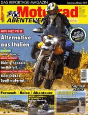 Motorrad ABENTEUER Abo