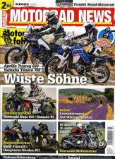 Motorrad News Abo