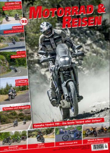 Motorrad & Reisen Classic Abo
