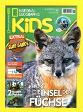 NATIONAL GEOGRAPHIC KIDS Abo