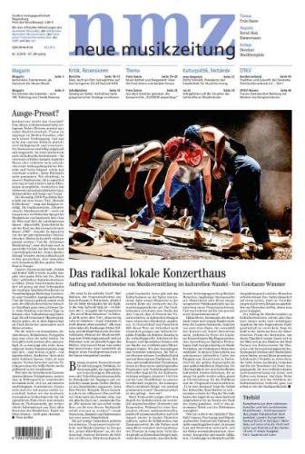 Neue Musikzeitung Abo