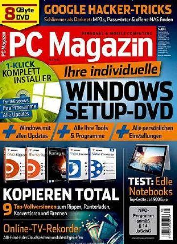 PC Magazin Classic DVD Abo