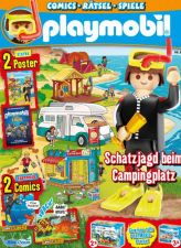 Playmobil Magazin Abo