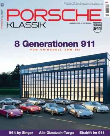 Porsche Klassik Abo